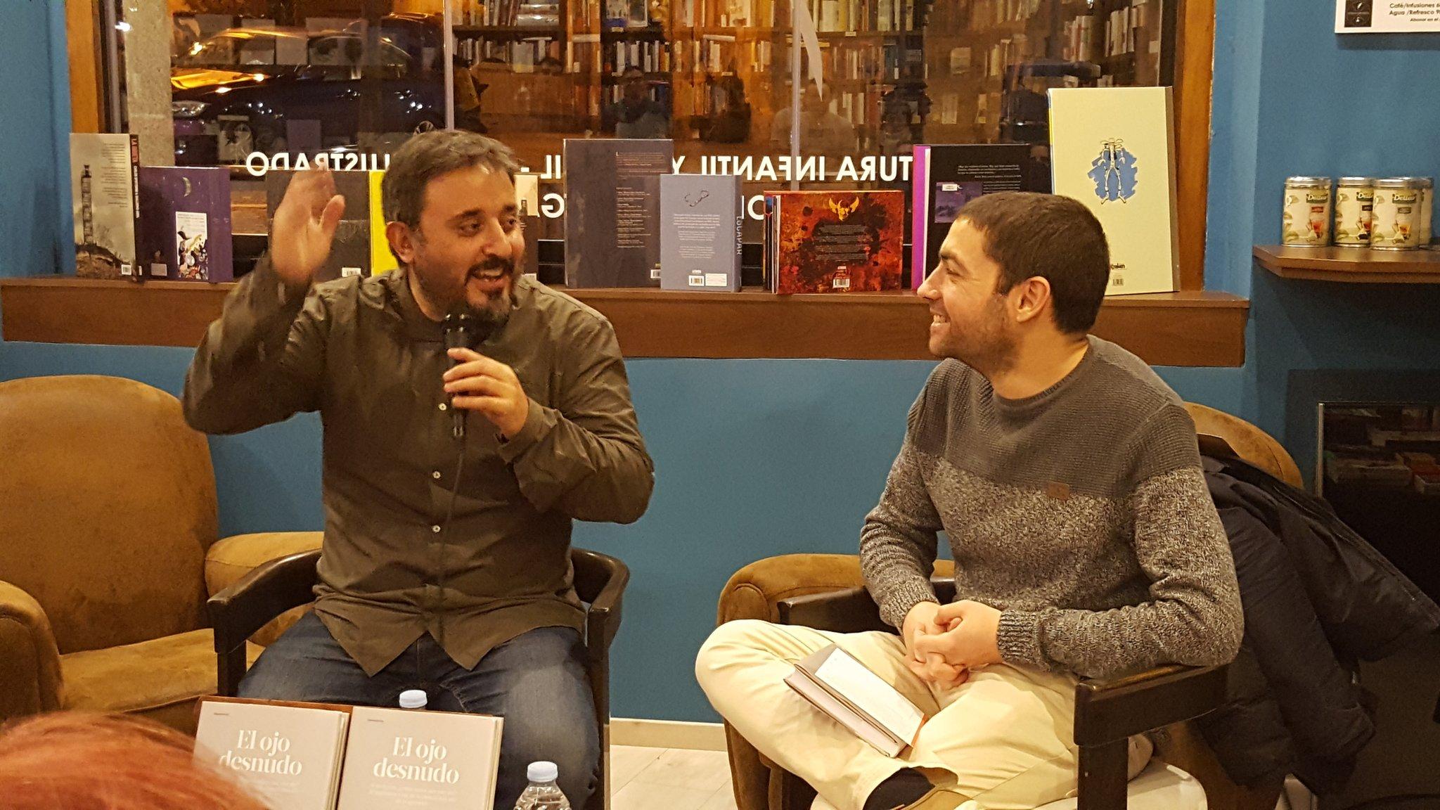Antonio Martínez Ron presenta su libro