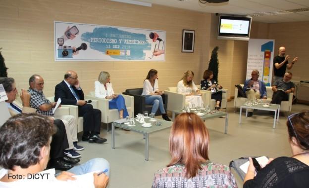 Jornada Periodismo y Alzheimer